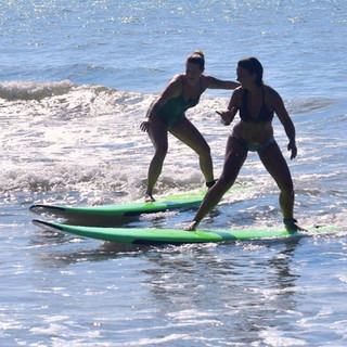 Group Surf Lessons in Myrtle Beach