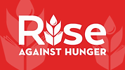 Rise against hunger red.png