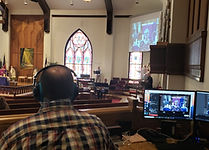 Website images - Vicki in pulpit 3.jpg