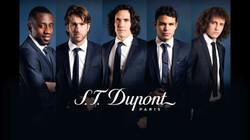 PSG & ST Dupont