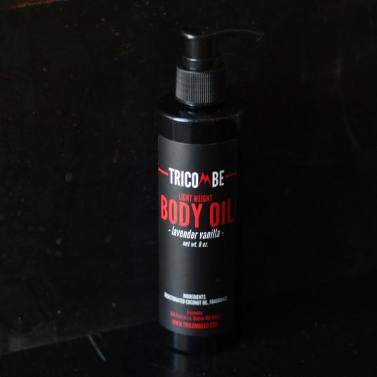 Light Weight Body Oil