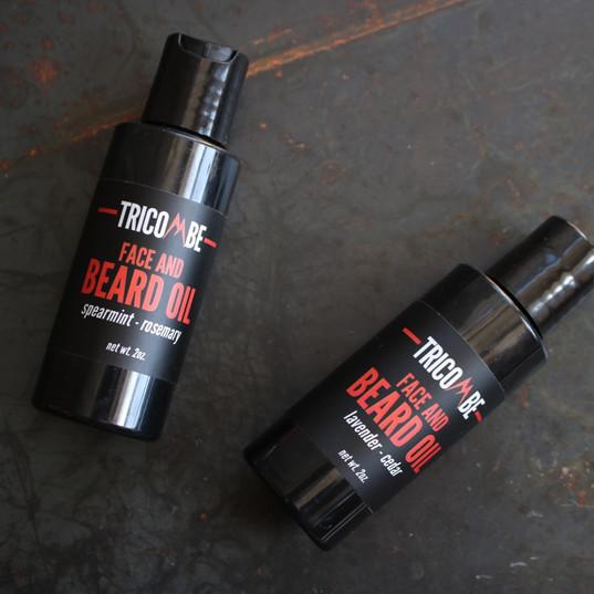 Face and Beard Oil