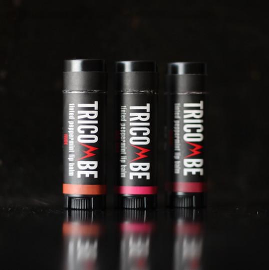 Tinted Lip Balm Trio
