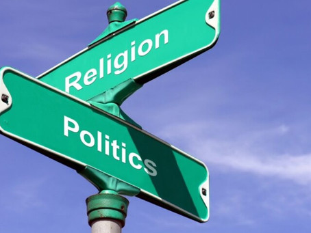 Política e religião não se discute?