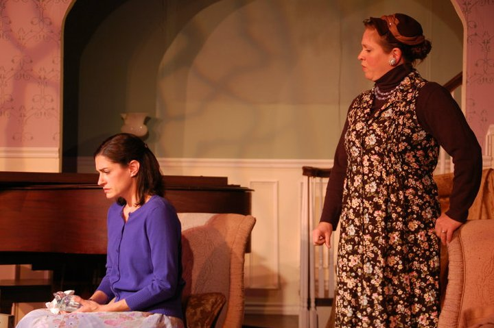 """The Glass Menagerie""  (SCRIPTPROV)"