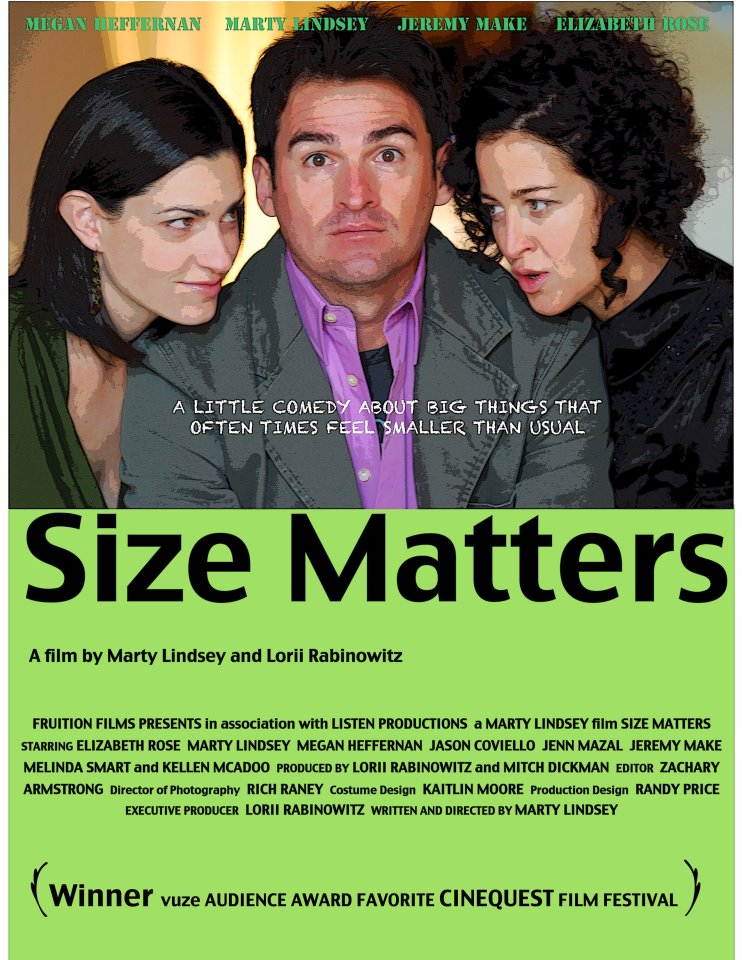 """Size Matters"" independent film"