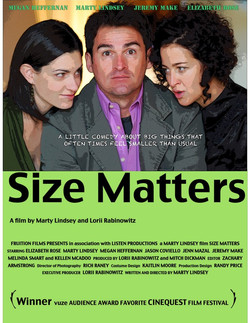 """""""Size Matters"""" independent film"""