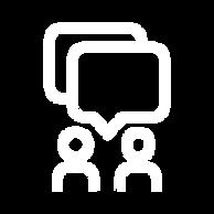 Communication by Oksana Latysheva from the Noun Project