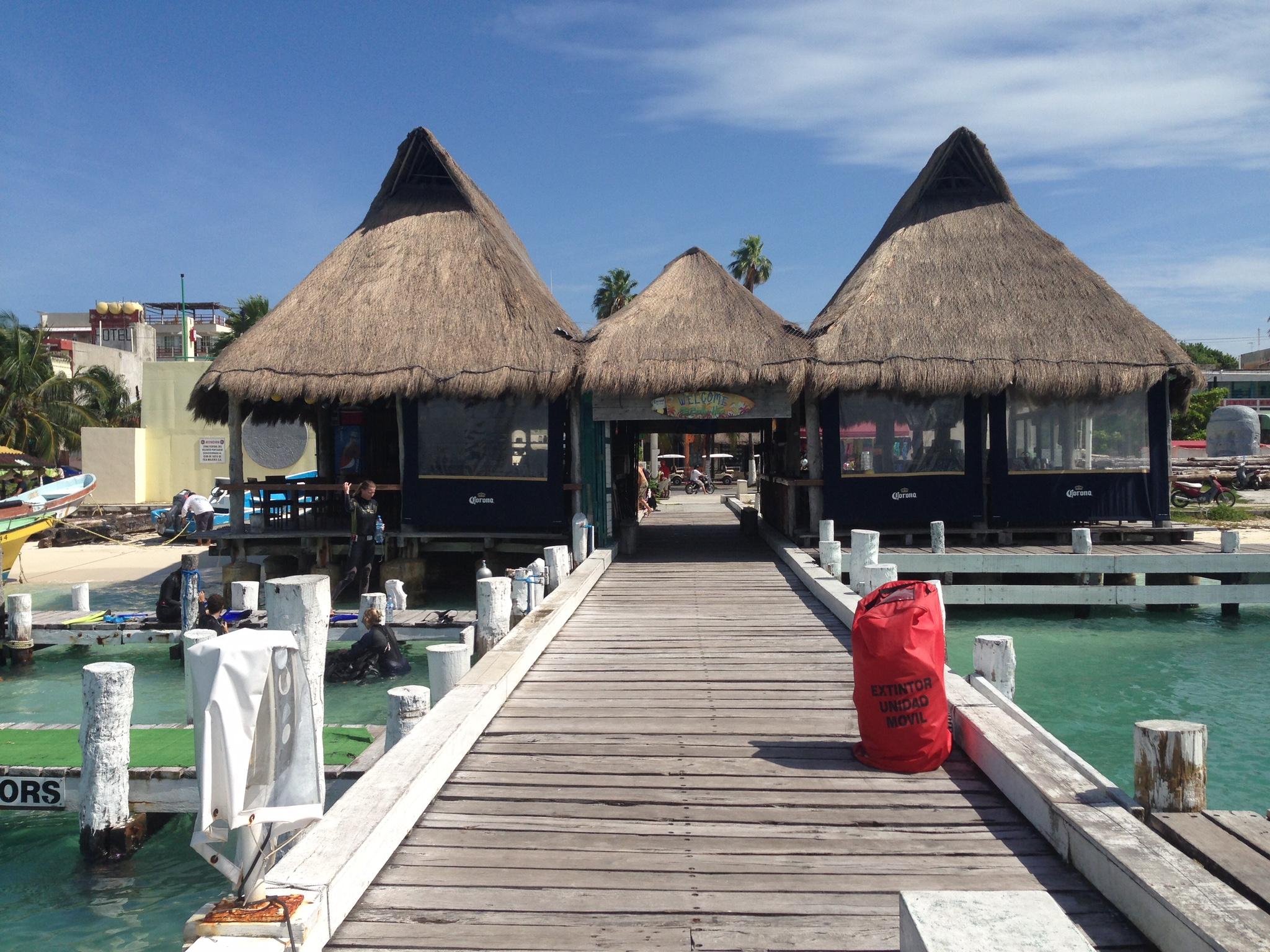 Marina Lima, Isla Mujeres, Mexico