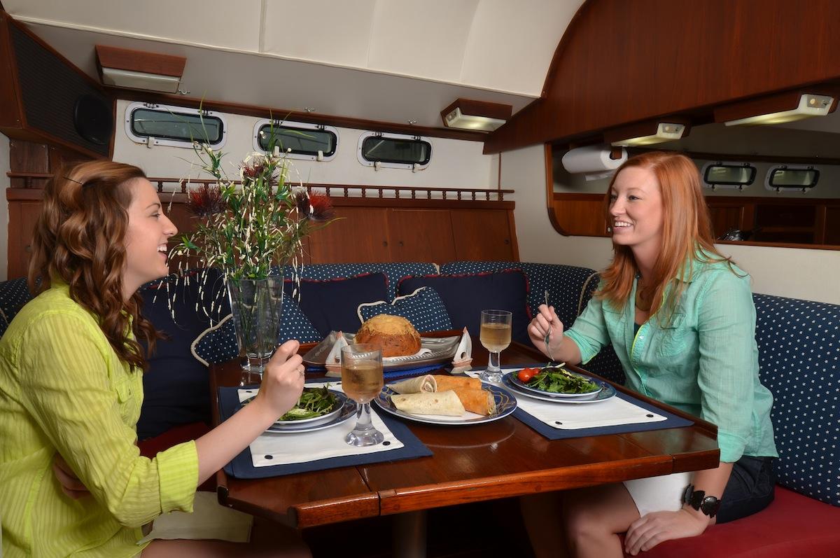 Set Sail Charter Dinner