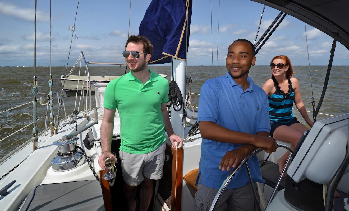 Sail Charter Half Day
