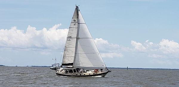 Sailing Yacht Trachelle