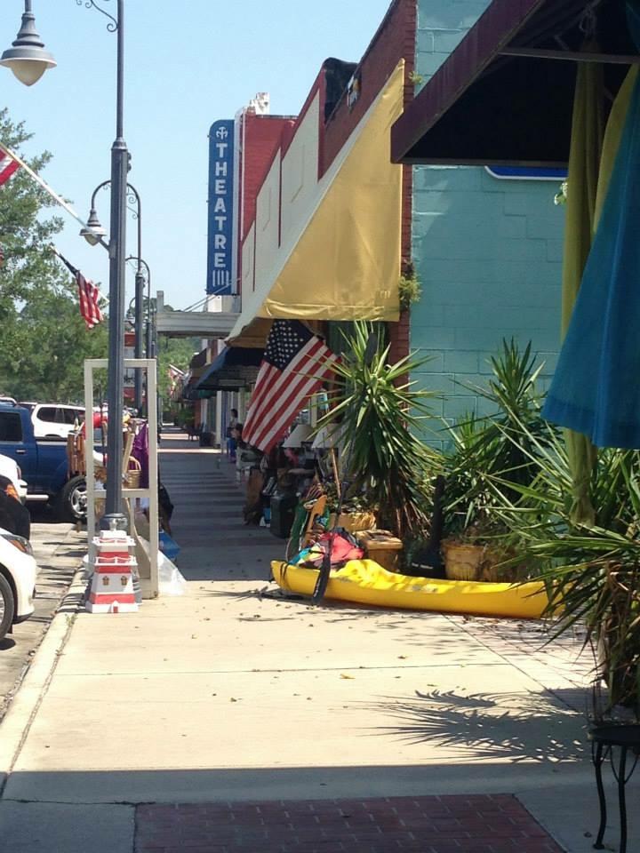 Downtown Port St. Joe, FL