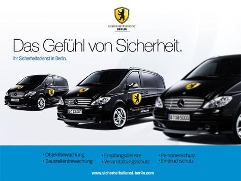 Die Unternehmensphilosophie vom Sicherheitsdienst Berlin.