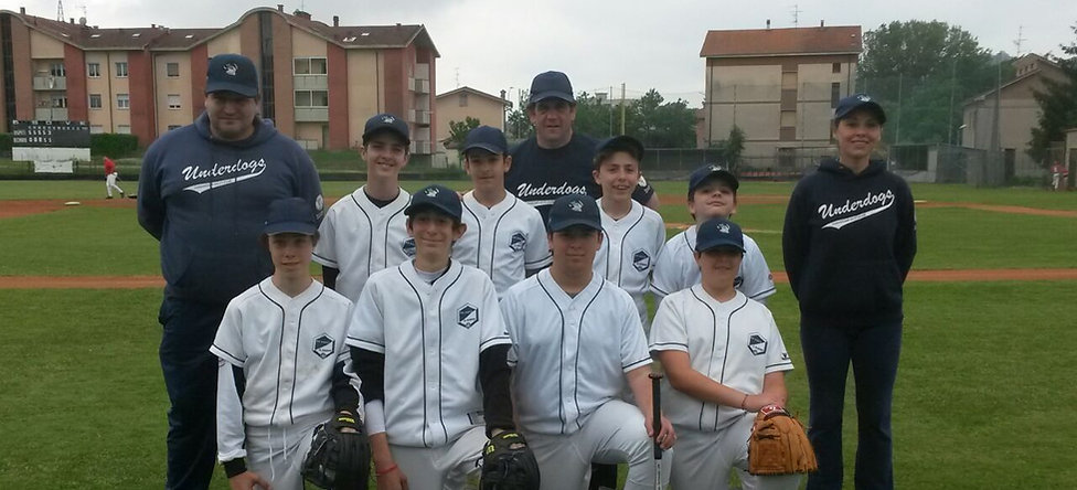 underdogs baseball softball genova