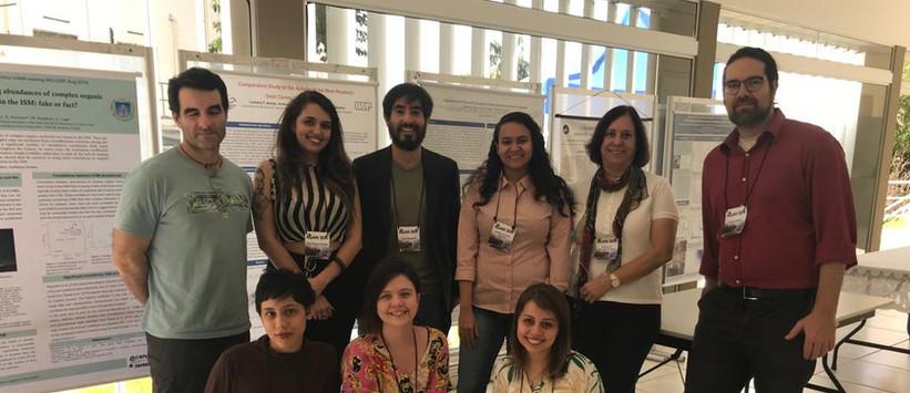 Astrochemistry LLAMA Meeting (ALLAM), 2019