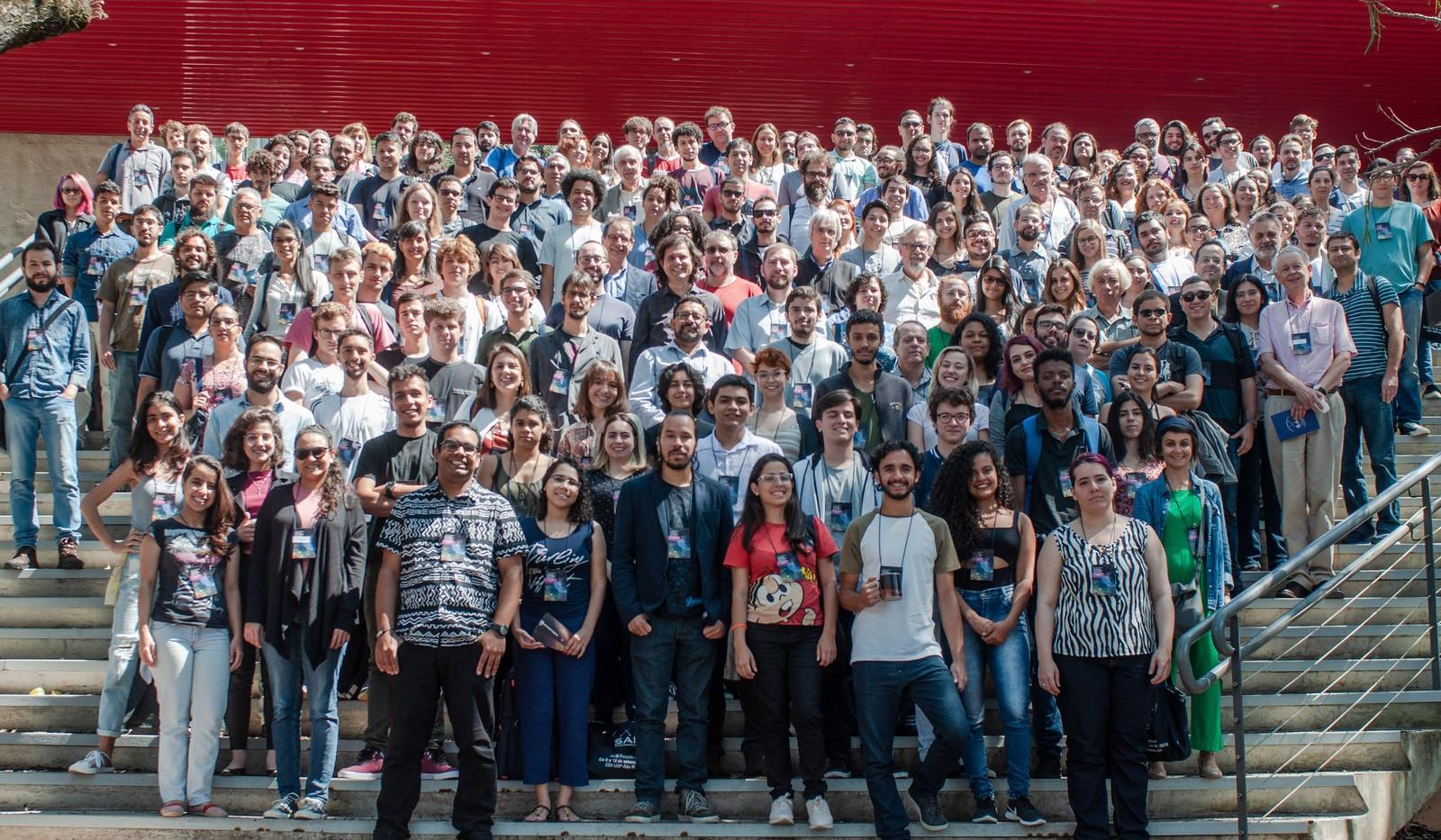 XLIII Anual Meeting of the Brazilian Astronomical Society (SAB), 2019