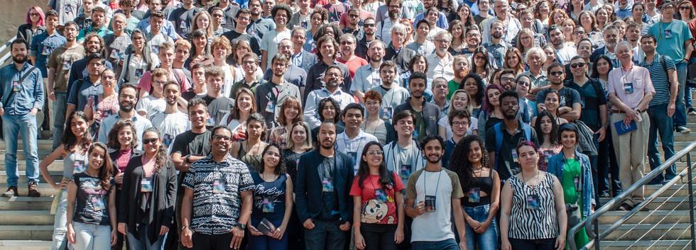 XLIII Reunião Anual da Sociedade Brasileira de Astronomia (SAB), 2019
