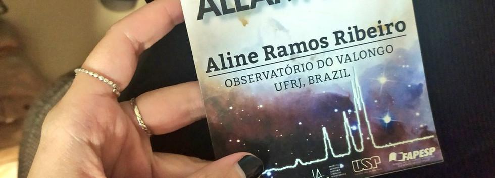 Encontro de Astroquímica sobre o LLAMA (ALLAM), 2019