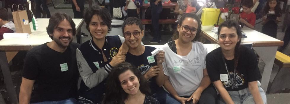 "1º Evento ""Mulheres na Ciência"", 2019"