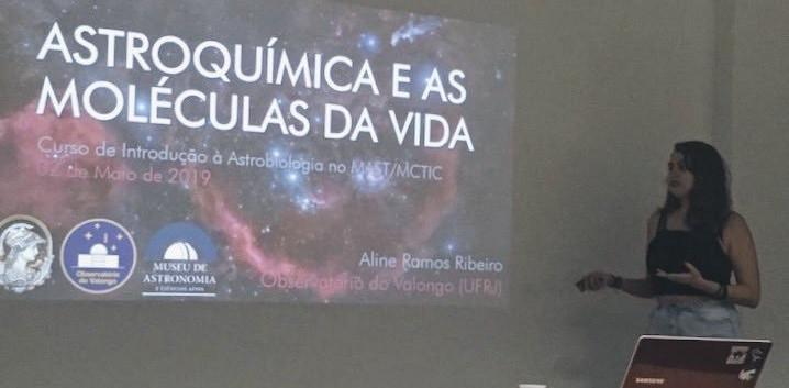 Museu de Astronomia e Ciências Afins (MAST), 2019
