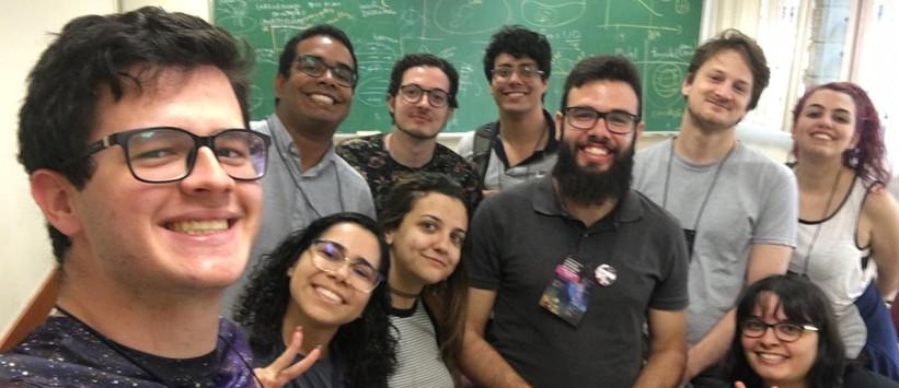 Astrotubers meeting, 2019