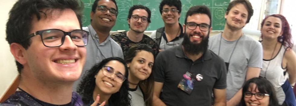 Reunião do Astrotubers, 2019