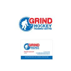 Grind Hockey Training Centre Logo