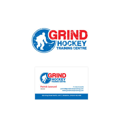Grind Hockey Training Centre Logo
