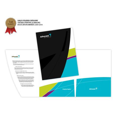 Advocate Insurance Corporate Folder