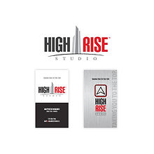 High Rise Studio Corporate Identity