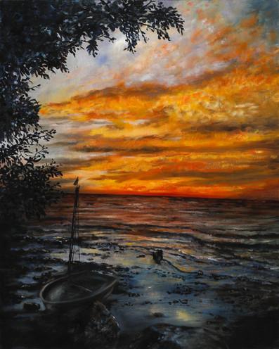 Inverhuron Sunset