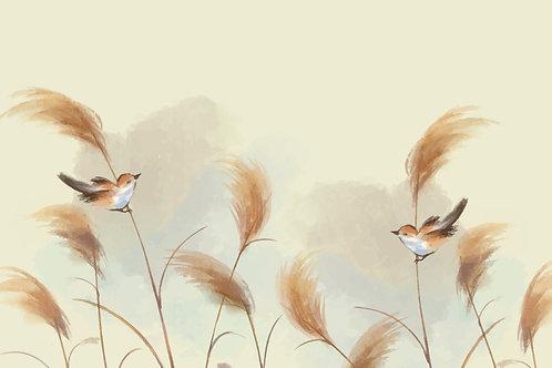 Pássaro Japonês