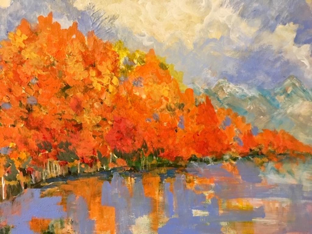 Blazing Fall