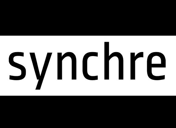 synchre Sticker