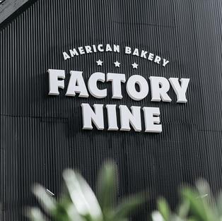 Factory Nine Brand, Packaging & Web