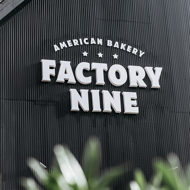 Factory Nine Brand, Packaging & Web