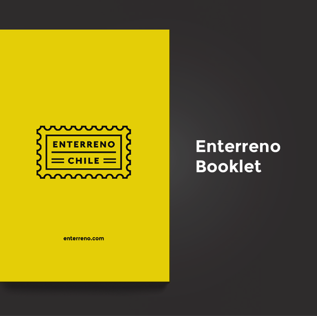 Enterreno Booklet
