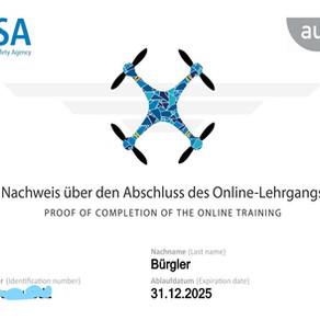 Drohnenflüge mit der DJI Mavic Air 2