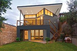 Modern home renovation Rozelle