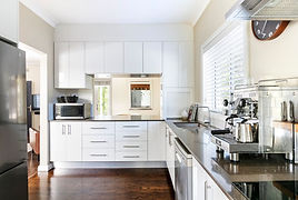 Kitchen renovation Hunters Hill