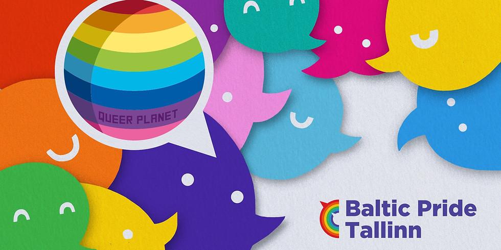 BP20: Queer Planet ☆ Filmiõhtu