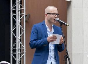 Lauri Liivi südamlik kõne OMA Festivali kontserdil