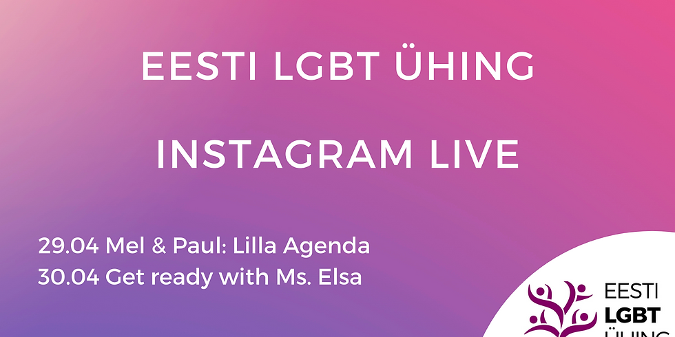 Instagram live - Get ready with Ms. Elsa