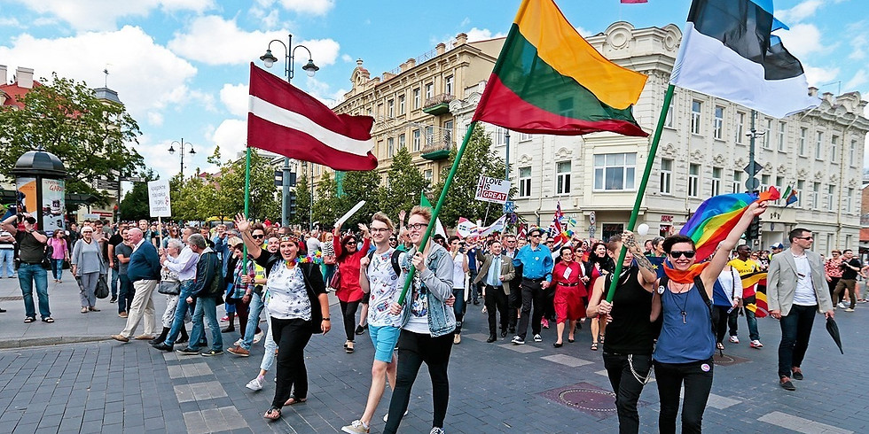 Zero tolerance to discrimination day event: LGBT+ discrimination in the Baltic States