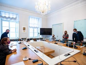 Предложения коалиции для поощрения равного обращения с представителями ЛГБТ+ в Эстонии