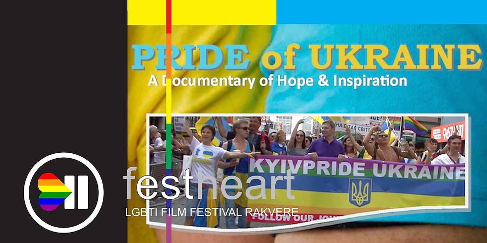 """Filmi """"Ukraina pride"""" linastus, kohtumine autoritega"""