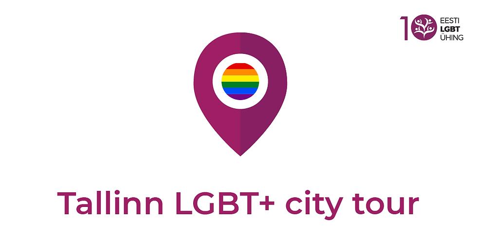 Tallinn LGBT+ history tour (registration required)