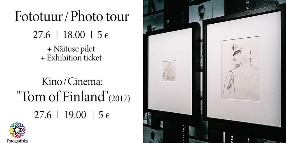 Fototuur & Kino: Tom of Finland