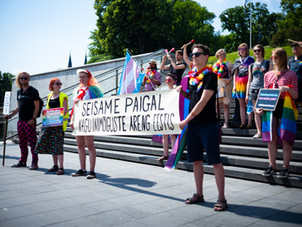 A Look Back on Baltic Pride 2020